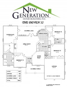 Deven Floor Plan