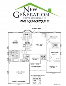 Manhattan Floor Plan